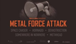 SiN Metal Force Attack